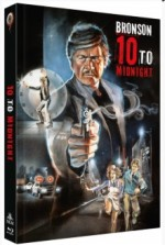 Jaquette 10 To Midnight (Blu-ray+DVD) - Cover A