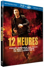 Jaquette 12 heures (Combo Blu-ray + DVD)