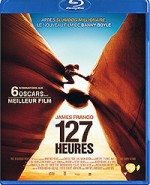 Jaquette 127 heures (Blu-ray + DVD)