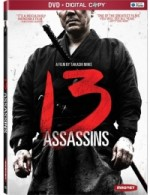 Jaquette 13 Assassins