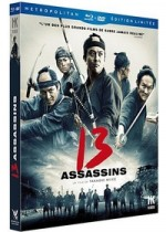 Jaquette 13 assassins (Blu-ray + DVD)