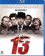 Jaquette 13 (Combo Blu-ray + DVD)