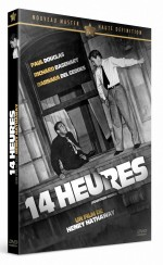 Jaquette 14 heures EPUISE/OUT OF PRINT