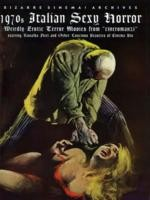 Jaquette 1970s Italian Sexy Horror: Weirdly Erotic Terror