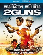 Jaquette 2 Guns (Blu-ray + Copie digitale)
