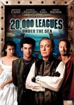 Jaquette 20,000 Leagues Under the Sea