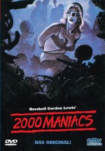 Jaquette 2000 Maniacs