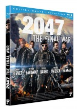 Jaquette 2047 : The Final War