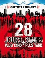 Jaquette 28 jours plus tard + 28 semaines plus tard (Pack)