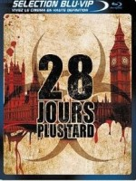 Jaquette 28 jours plus tard (édition Blu-ray + DVD)