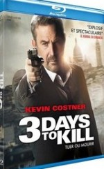 Jaquette 3 Days to Kill