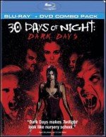 Jaquette 30 Days of Night: Dark Days