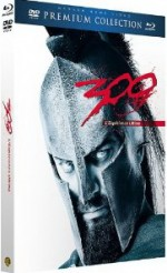 Jaquette 300 - Collection Premium - Combo Blu-ray + DVD + livret