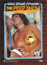 Jaquette 42nd Street Forever - The Peep Show Collection Vol. 10