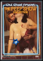 Jaquette 42nd Street Forever: The Peep Show Collection Vol. 17