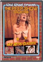 Jaquette 42nd Street Forever: The Peep Show Collection Vol. 43