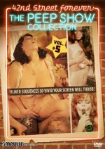 Jaquette 42nd Street Forever: The Peep Show Collection Vol. 5