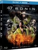 Jaquette 47 Ronin (Blu-ray + Copie digitale)
