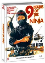Jaquette 9 Deaths of the Ninja (Blu-Ray+DVD) - Cover B