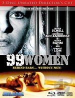 Jaquette 99 WOMEN  (3-Disc Unrated Director's Cut)