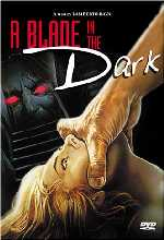 Jaquette A BLADE IN THE DARK (DIRECTOR'S CUT)