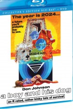 Jaquette A Boy and his Dog (DVD / Blu-Ray Combo)