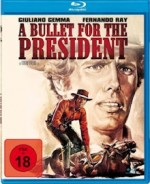 Jaquette A Bullet For The President