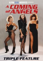 Jaquette A Coming Of Angels - Triple Feature