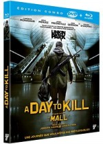Jaquette A Day to Kill (Blu-ray + DVD)