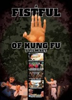 Jaquette A Fistful of Kung Fu