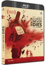 Jaquette A Hero Never Dies (Blu-Ray + DVD)