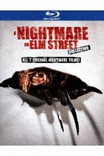 Jaquette A Nightmare on Elm Street Collection Blu-ray