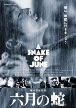 Jaquette A SNAKE OF JUNE (LIMITED EDITION)