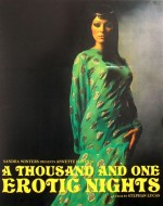 Jaquette A Thousand and One Erotic Nights 1 & 2 (DVD + BLURAY)