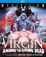 Jaquette A Virgin Among The Living Dead: Remastered Edition
