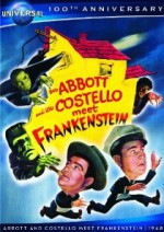 Jaquette Abbott & Costello Meet Frankenstein [DVD + Digital Copy] (Universal's 100th Anniversary)