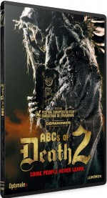 Jaquette ABC of Death 2
