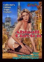 Jaquette Abigail Clayton Collector's Edition Triple Feature