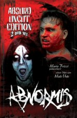 Jaquette Abnormis - Absurd Uncut Edition (2DVD) - Limited 333 Edition EPUISE/OUT OF PRINT