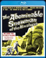 Jaquette Abominable Snowman
