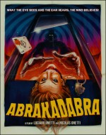Jaquette ABRAKADABRA (CD / Blu-Ray Combo) EPUISE/OUT OF PRINT