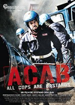 Jaquette ACAB : All Cops Are Bastards