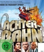 Jaquette Achterbahn- 40th Anniversary Edition