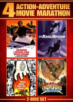 Jaquette Action Adventure Movie Marathon