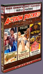 Jaquette Action-Packed Collection Triple Feature