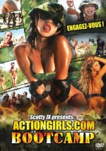 Jaquette Actiongirls :Bootcamp