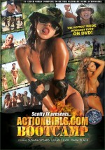 Jaquette Actiongirls.com Boot Camp