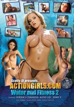 Jaquette Actiongirls.com: Water And Fitness 2 EPUISE/OUT OF PRINT