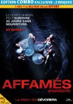 Jaquette Affam�s (�dition Blu-ray + DVD)