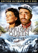 Jaquette African Queen (Ultimate Edition)